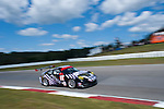 #88 Velox Motorsport Porsche 911 GT3 Cup: Shane Lewis, Jerry Vento