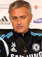 AUG 29 Jose Mourinho Chelsea FC Press Conference