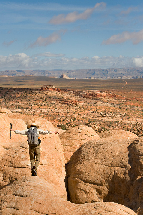 Heaps and domes of sandstone create a dreamlike environment for any adventurer willing to find them.