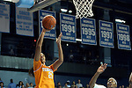 11 November 2013: Tennessee's Mercedes Russell. The University of North Carolina Tar Heels played the University of Tennessee Lady Vols in an NCAA Division I women's basketball game at Carmichael Arena in Chapel Hill, North Carolina. Tennessee won the game 81-65.