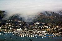 Sausalito Aerial Photography
