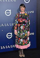 Actress Mia Maestro at the Los Angeles premiere for &quot;La La Land&quot; at the regency Village Theatre, Westwood. <br /> December 6, 2016<br /> Picture: Paul Smith/Featureflash/SilverHub 0208 004 5359/ 07711 972644 Editors@silverhubmedia.com