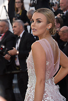 Tallia Storm at the premiere for &quot;Okja&quot; at the 70th Festival de Cannes, Cannes, France. 19 May  2017<br /> Picture: Paul Smith/Featureflash/SilverHub 0208 004 5359 sales@silverhubmedia.com