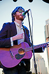 Will Scheff, Okkervil River at Fun Fun Fun Fest at Auditorium Shores, Austin Texas, November 4, 2011.