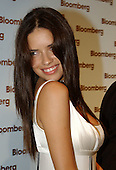 Washington, DC - May 1, 2004 -- Adriana Lima arrives for the Bloomberg party following the 2004 White House Correspondents Association Dinner in Washington, D.C. on May 1, 2004..Credit: Ron Sachs / CNP.(RESTRICTION: No New York Metro or other Newspapers within a 75 mile radius of New York City)