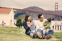 Irani Family Photos | Crissy Field San Francisco