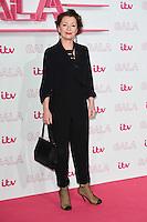 LONDON, UK. November 24, 2016: Lesley Manville at the 2016 ITV Gala at the London Palladium Theatre, London.<br /> Picture: Steve Vas/Featureflash/SilverHub 0208 004 5359/ 07711 972644 Editors@silverhubmedia.com