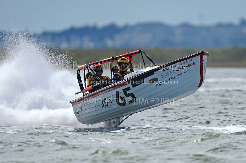 "Warren Brown, JS-65 ""KISS""   (Jersey Speed Skiff(s)"