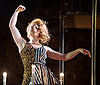 Side Show <br /> at Southwark Playhouse, London, Great Britain <br /> 25th October 2016 <br /> <br /> <br /> <br /> Kirstie Skivington as Half Man Half Woman<br /> <br /> Side Show is presented by Paul Taylor-Mills<br /> Music composed by Henry Krieger<br /> Book and Lyrics by Bill Russell<br /> Additional Book material is by Bill Condon<br /> Directed by Hannah Chissick<br /> Choreography by Matthew Cole <br /> Design by takis <br /> Musical direction by Jo Cichonska<br /> Sound design by Dan Simpson<br /> <br /> Photograph by Elliott Franks <br /> Image licensed to Elliott Franks Photography Services