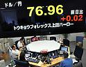 Tokyo Stock Exchange - Aug 10