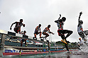 The ambiance shot,JULY 8, 2011 - Athletics :The 19th Asian Athletics Championships Hyogo/Kobe, Men's 3000mSC Final at Kobe Sports Park Stadium, Hyogo ,Japan. (Photo by Jun Tsukida/AFLO SPORT) [0003]