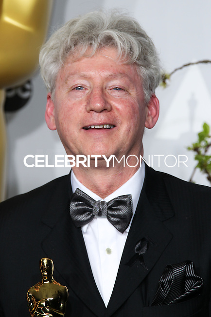HOLLYWOOD, LOS ANGELES, CA, USA - MARCH 02: Nicholas Reed at the 86th Annual Academy Awards - Press Room held at Dolby Theatre on March 2, 2014 in Hollywood, Los Angeles, California, United States. (Photo by Xavier Collin/Celebrity Monitor)