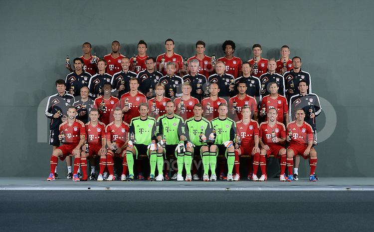 Fussball 1 bundesliga saison 2012 2013 30 07 2012 fototermin beim fc