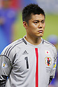 Eiji Kawashima (JPN), June 8, 2012 - Football / Soccer : FIFA World Cup Brazil 2014 Asian Qualifier Final Round, Group B match between Japan 6-0 Jordan at Saitama Stadium 2002, Saitama, Japan. (Photo by Yusuke Nakanishi/AFLO SPORT) [1090]
