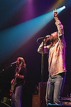 The Black Crowes performing at ACL Live, Austin, Texas, September 28, 2013.