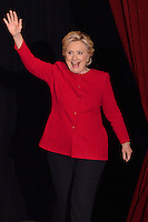 OCT 25 Hillary Clinton Campaigns At Broward College