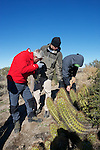 Scott, Matt & Nick Checking Out Cactus