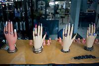 Manequin hands, Colonia Roma, Mexico DF