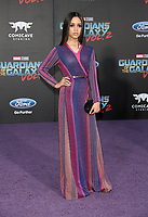 """HOLLYWOOD, CA - April 19: Jenna Ortega, At Premiere Of Disney And Marvel's """"Guardians Of The Galaxy Vol. 2"""" At The Dolby Theatre  In California on April 19, 2017. Credit: FS/MediaPunch"""