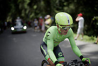 Tom-Jelte Slagter (NLD/Cannondale-Drapac)<br /> <br /> Stage 18 (ITT) - Sallanches &rsaquo; Meg&egrave;ve (17km)<br /> 103rd Tour de France 2016