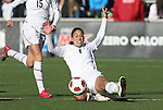 27 November 2010: Shannon Boxx (USA). The United States Women's National Team defeated the Italy Women's National Team 1-0 in the second leg of their 2011 FIFA Women's World Cup Qualifier playoff at Toyota Park in Bridgeview, Illinois. The U.S. won the series 2-0 on aggregate goals to advance.