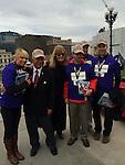 The Canadian Paralympic Committee was pleased to participate in the 2014 edition of the Rolling Rampage on the Hill on Oct. 9.<br /> // Le Comit&eacute; paralympique canadien a eu le plaisir de participer &agrave; l&rsquo;&eacute;dition 2014  de la D&eacute;ferlante roulante sur la Colline, le 9 octobre.