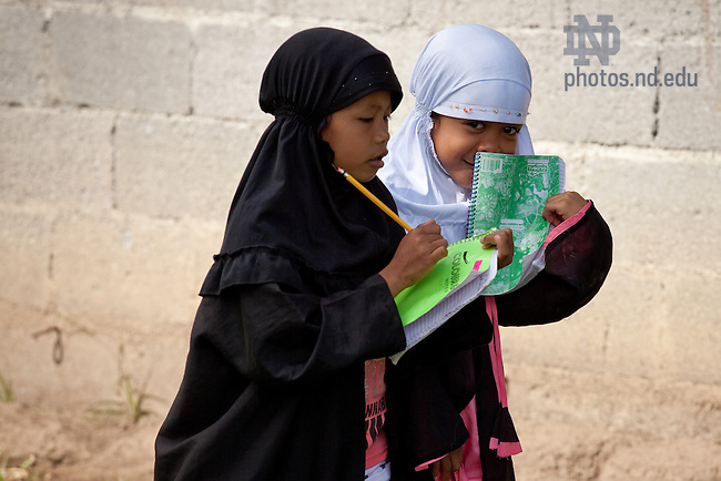 Oct. 2011; Madrasah in Mindanao, Philippines.<br /> <br /> Photo by Matt Cashore/University of Notre Dame