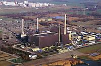 Deutschland, Schleswig- Holstein, Atomkraftwerk Brunsbuettel..c Aufwind.Holger Weitzel.Gertrud- Bäumer Stieg 102.21035 Hamburg.0171-6866069
