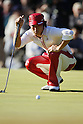 Ryo Ishikawa, DECEMBER 4, 2011 - Golf : Ryo Ishikawa putt on the 16th green during the 48th Golf Nippon Series JT Cup Final Round at Tokyo Yomiuri Country Club, Tokyo, Japan. (Photo by Yusuke Nakanishi/AFLO SPORT) [1090]
