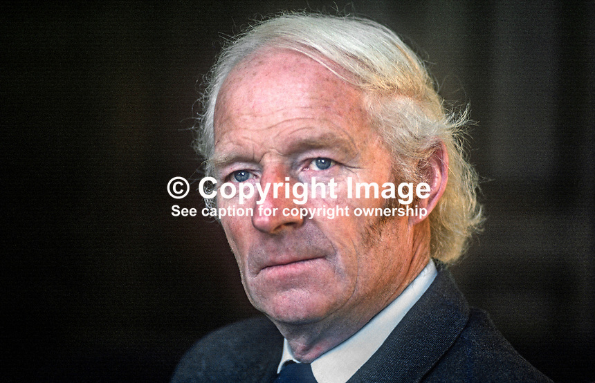 Thomas Joseph Maher, aka TJ Maher, president, Irish Co-Operative Organisation Society, Rep of Ireland. 197810000264TJM.<br /> <br /> Copyright Image from Victor Patterson, 54 Dorchester Park, Belfast, UK, BT9 6RJ<br /> <br /> t1: +44 28 9066 1296<br /> t2: +44 28 9002 2446<br /> m: +44 7802 353836<br /> <br /> e1: victorpatterson@me.com<br /> e2: victorpatterson@gmail.com<br /> <br /> www.victorpatterson.com<br /> <br /> IMPORTANT: Please see my Terms and Conditions of Use at www.victorpatterson.com