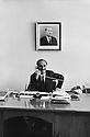 Iraq 1974 <br /> Saleh Youssefi, minister of State for Kurdish Affairs  <br /> Irak 1974 <br /> Saleh Youssefi,  kurde nomme a Baghdad, ministre d'Etat aux affaires kurdes