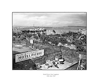 Hotel Pierre, Dun Laoghaire.26/07/1958
