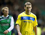 Hibs v St Johnstone...21.01.12.Jack Compton.Picture by Graeme Hart..Copyright Perthshire Picture Agency.Tel: 01738 623350  Mobile: 07990 594431
