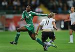 Fussball FIFA Frauen WM 2011: Deutschland - Nigeria