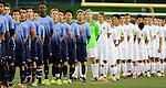 9-11-14, Skyline vs Huron varsity boy's soccer