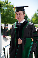 Vadim Petrov-Kondratov. Class of 2012 commencement.