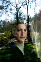 Alan Eisenberg poses for a portrait at his home on Sunday, November 21, 2010 in Burke, VA.
