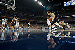 2011 APR 04:  Butler guard Chase Stigall (33) drives to the basket during the 2011 NCAA Division I Men's Final Four Championship game held in Reliant Stadium in Houston, TX. UConn went on to defeat Butler 53-41 to claim the championship title.  Rich Clarkson/NCAA Photos