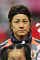 Yukari Kinga (JPN), .April 1, 2012 - Football / Soccer : .KIRIN Challenge Cup 2012 .Match between Japan 1-1 USA .at Yurtec Stadium Sendai, Miyagi, Japan. .(Photo by Daiju Kitamura/AFLO SPORT) [1045]..