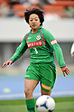 Miharu Kobayashi (Beleza),.APRIL 22, 2012 - Football/Soccer : 2012 Plenus Nadeshiko League,2nd sec match between NTV Beleza 3-0 AS Elfen Sayama FC at Komazawa Olympic Park Stadium, Tokyo, Japan. (Photo by Jun Tsukida/AFLO SPORT) [0003]