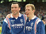 Alan McLaren and Gordon Durie