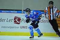 IJSHOCKEY: HEERENVEEN; 20-12-2014, IJsstadion Thialf, UNIS Flyers - Eindhoven Kemphanen 201214, uitslag 7-0, Kevin Nijland (#44), ©foto Martin de Jong