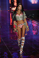 Shanina Shaik on the runway at the Victoria's Secret Fashion Show 2014 London held at Earl's Court, London. 02/12/2014 Picture by: James Smith / Featureflash