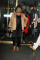 NEW YORK, NY-September 14: Patti Labelle at Today Show in New York. September 14, 2016. Credit:RW/MediaPunch
