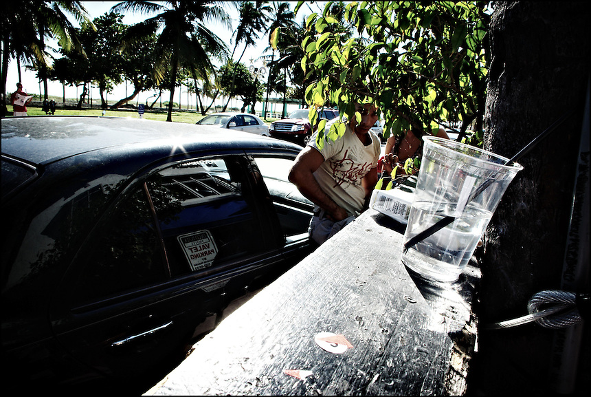 Valet parking<br /> From &quot;Color Blind&quot; series. Miami, 2009