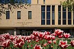 Hesburgh Library East Door.JPG by Matt Cashore/University of Notre Dame
