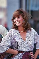 "Linda Gray as Sue Ellen Ewing on ""Dallas,"" TV series, 1980. Photo by John G. Zimmerman."