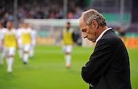 FUSSBALL   DFB POKAL   SAISON 2011/2012  1. Hauptrunde VfL Osnabrueck - TSV 1860 Muenchen                29.07.2011 Trainer Reiner MAURER (Muenchen)