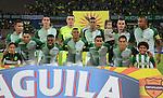 Atlético Nacional venció como local 3-0 a Rionegro Águilas. Fecha 3 Liga Águila I-2017.