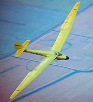 Segelflug, Minimoa über Aventoft
